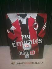 FIFA 13 STEEL BOX MILAN PS3 XBOX 360 PC NEW METALLIC BOX EXCLUSIVE