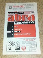 VINTAGE ABRACADABRA (MAGIC) -  Tips and Pieces