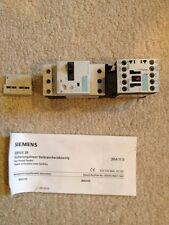 Siemens 3RA11151BA151AK6 Combination Starter 3RA1115-1BA15-1AK6