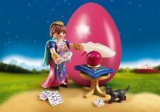 Playmobil Easter Eggs - Pirate, Space Agent, Fortune Teller, Zookeeper -FREE P&P