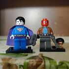 Custom 100% Lego Bizarro & Red Hood *Onlinesailin* For Sale