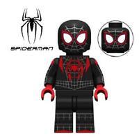 Miles Morales Spider-man Custom Minifigure Minifig Mini Figure 199
