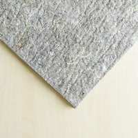 Factory Direct 2' x 8' 100% Recycled Felt Rug Pad, Pack of One - NEW