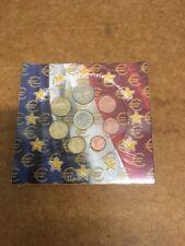 Francia 2003 Euro Set - 8 monedas libre de Reino Unido P&p