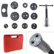 12x 45# Steel Car Disc Brake Caliper Wind Back Brake Piston Compressor Tools Set