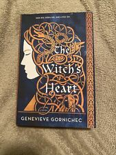 The Witch's Heart Hardcover – 2021 by Genevieve Gornichec - Read Listing