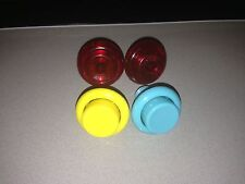 Williams JOUST Upright  Button Set **NEW** Leaf Style Buttons