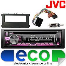 FORD S-MAX Mk1 06-15 JVC CD MP3 USB AUX iPod Stéréo Radio Voiture Kit de montage FD15