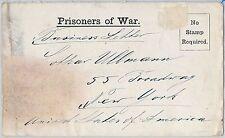 56754 - WAR - GB - POSTAL HISTORY: JEWISH GERMAN POW Prisoner in DETENTION CAMP