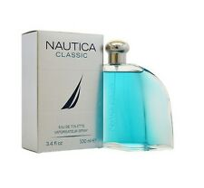 Nautica Classic Men 3.3 3.4 oz 100 ml *Eau De Toilette* Spray Nib Sealed