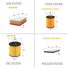 WIX DE AIRE Y DE POLEN ACEITE Y COMBUSTIBLE Kit Servicio De Filtro WA9595,WP9319