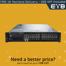 """Dell PowerEdge R720 1x16 2.5"""" Hard Drives - Build Your Own Server"""