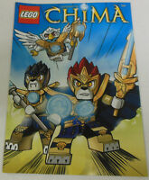 Lego Magazine Legends Of Chima 071714R