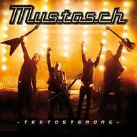 Mustasch - Testosterone [CD]