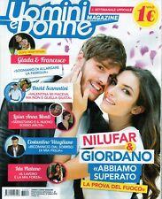 Uomini e Donne 2018 32.Nilufar Addati & Giordano Mazzocchi,Ida Platano,Backstage