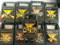 Magnavox Odyssey 2 Lot of 9 Games Invaders Hyperspace K.C. Munchkin Dynasty More