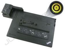 IBM Lenovo Thinkpad Type 4336 433610W 4336-10W Docking Station Port Replicator