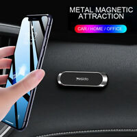 Mini Strip Shape Magnetic Car Phone Holder Stand For iPhone Samsung GPS 2019 Hot