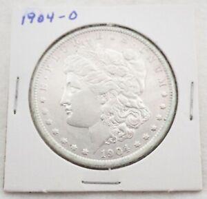 Antique 1904 O Morgan 90% Silver Dollar Coin