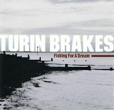TURIN BRAKES Fishing For A Dream CD Single Source 2005