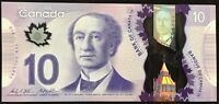 Banknote - 2013 Canada $10 Ten Dollar Polymer, P107c, UNC