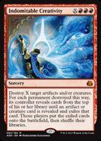Indomitable Creativity x4 Magic the Gathering 4x Aether Revolt mtg card lot