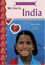 Kids Around the World: We Live in India-ExLibrary