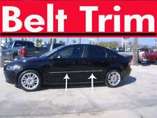 Volvo S40 CHROME SIDE BELT TRIM DOOR MOLDING 2005 06 07 08 09 2010 2011