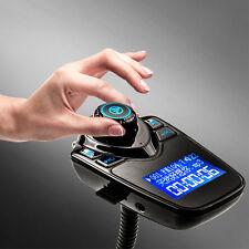Wireless FM Transmitter Modulator Car Kit MP3 Player Handsfree Bluetooth USB yp