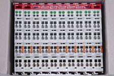 1 Stück WAGO 750-514  2-Kanal Relais Ausgangsklemme AC 125 V, DC 30 V  NEU
