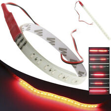 2PCS Red 30CM 3528 32Led Knight Rider Flash Strobe Scanner Neon Strip Light l PL
