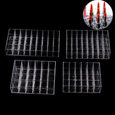 24/36/40 Lipstick Holder Display Stand Cosmetic Organizer Makeup Case Acryli Je