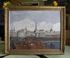 Blick auf Altstadt von Wien.