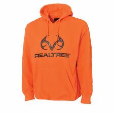 Realtree Hoodie Blaze Orange ~ Adult Medium ~ New