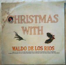 Waldo De Los Rios Christmas With Vinyl LP