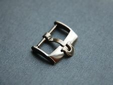 16MM OMEGA STAINLESS STEEL WATCH STRAP BUCKLE FOR 18MM STRAP