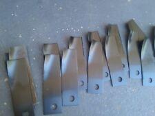 10 Sets 19/ 21 Inch Honda Blades * HIGH FLUTE  *s HRU214 , 20 x Blades AUST MADE