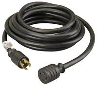 Reliance Controls Corporation PC3040 30-Amp, 40-Foot Generator 7,500 Watts