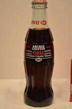 Ohio State 1975 Heisman Trophy Winner coke bottle