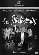 DIE FLEDERMAUS (Hans Moser, Lída Baarová, Hans Söhnker) NEU+OVP