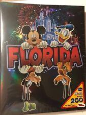 Disney Castle & Fireworks 200 Photo Album