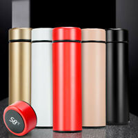 Stainless Steel Vacuum Flask Smart Kettle LCD Touch Screen Display Temperature