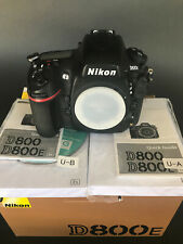 Nikon D D800E 36.3MP Digital SLR Camera  (Body Only) - Excellent Condition