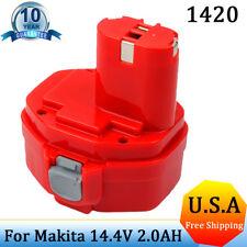 14.4V for Makita 1420 1422 Battery 1433 1434 1435 PA14 192600-1 193985-8 1435F