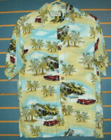 Hawaiian Shirt Falls Creek Sz. Med