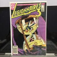 Legionnaires 3 (1986) comic books #3