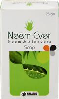 Neemever Ayurvedic Neem 75gm Soap for Anti-Pimple &  Acne
