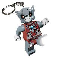 LEGO Chima Worriz Wolf -Key Light  - Minifigure Key Lite - LED Lite New in box