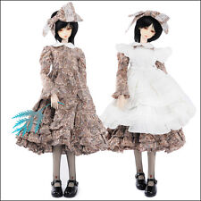"""Dollmore  1/3 BJD 22"""" doll clothes SD size  - Paisley girl Set  for gril"""