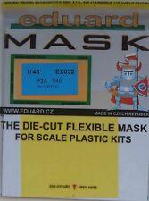 Eduard 1/48 EX032 Canopy Mask for the Tamiya Brewster F2A Buffalo